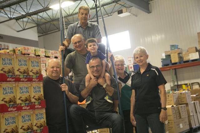 Une cinquantaine de bénévoles assureront le bon fonctionnement... (Spectre Média, René Marquis)