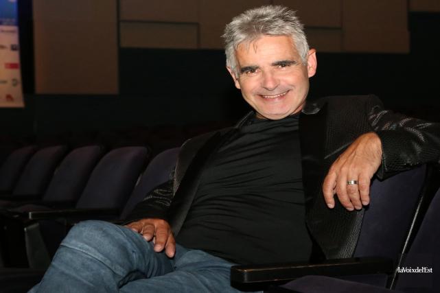 «Je suis chanceux: en 31 ans de carrière,... (Christophe Boisseau-Dion, La Voix de l'Est)