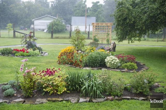 Le Parc floral des nations est le premier... (Martin Roy, Le Droit)