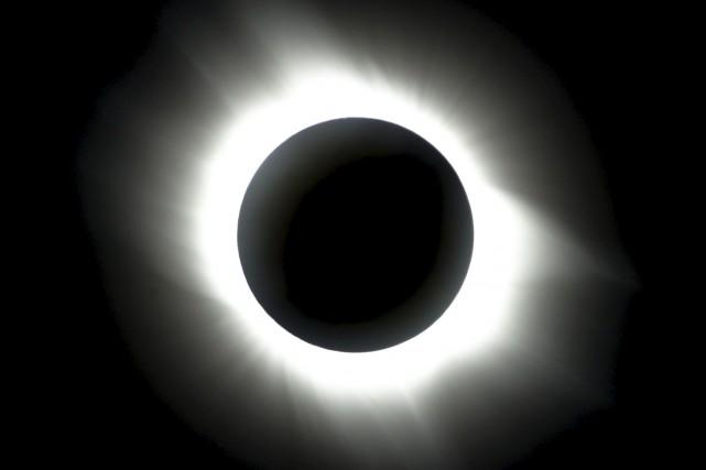 L'éclipse totale de lundi fera l'objet de nombreuses... (Archives AFP, Cem Turkel)