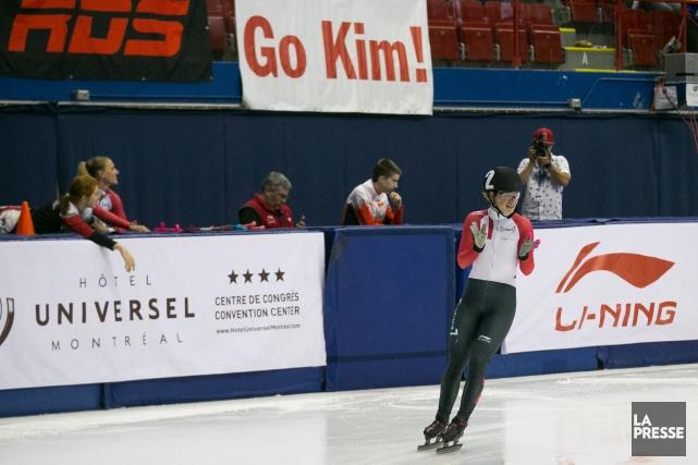 Kim Boutin... (PHOTO SIMON GIROUX, LA PRESSE)