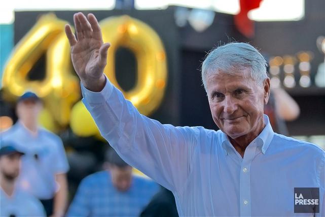 Joseph «Tino» Rossi, 77ans, a organisé les Mardis... (PHOTO ANDRÉ PICHETTE, LA PRESSE)