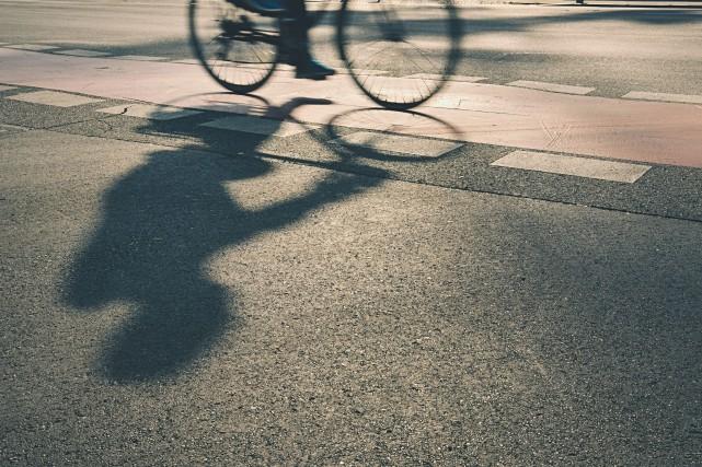 Cycliste... (123rf)