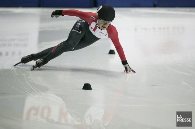 Kim Boutin.... (Photo La Presse, Simon Giroux)