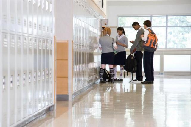 Les écoles contactées par LaPresse n'informent pas les... (PHOTO THINKSTOCK)