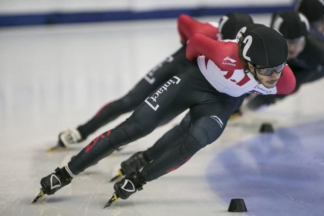 Samuel Girard a gagné sept des neuf courses... (La Presse)