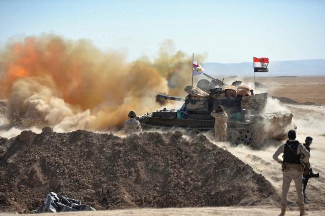 La bataille de Tal Afar est une étape... (PHOTO REUTERS)