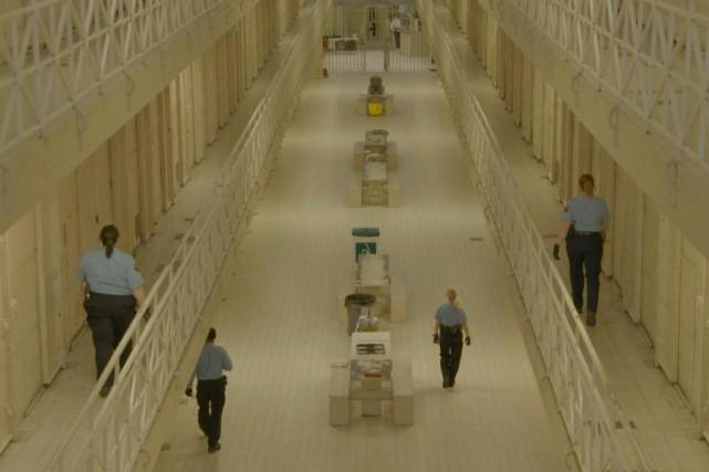 Tournée d'avril à juillet, la série En prisonnous... (Photo fournie par Z)