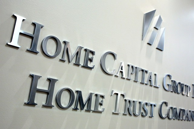 Home Capital Group a annoncé lundi avoir éliminé 65 emplois de son effectif... (PHOTO CHRIS HELGREN, ARCHIVES REUTERS)