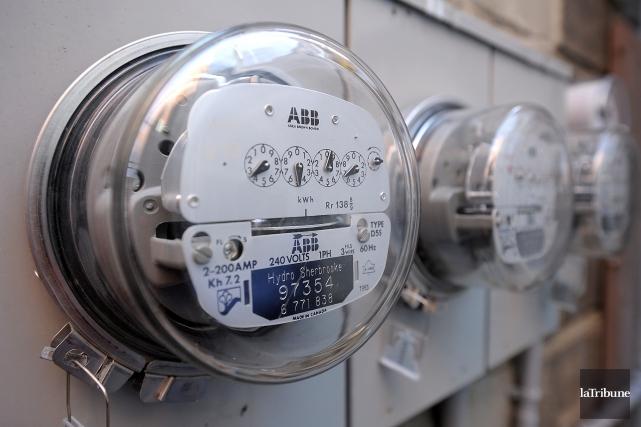 Lundi en soirée, une panne d'électricité a touché... (Archives, La Tribune)