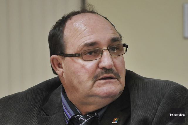 Le maire de Rivière-Éternité, Rémi Gagné, prévoit l'aménagement... (Archives Le Quotidien, Rocket Lavoie)
