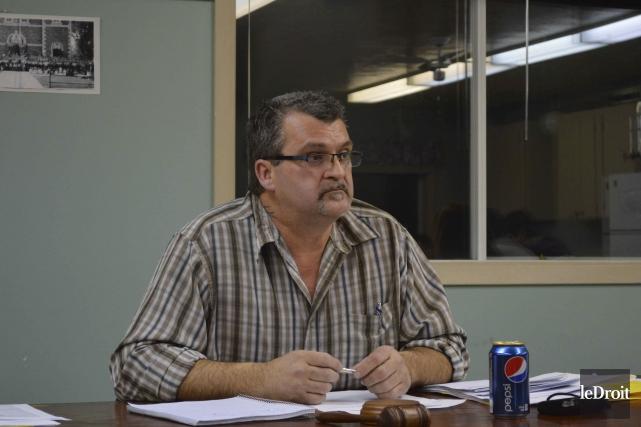 Le maire Jean-Pierre Girard se dit soulagé que... (Benoit Sabourin, Archives Le Droit)