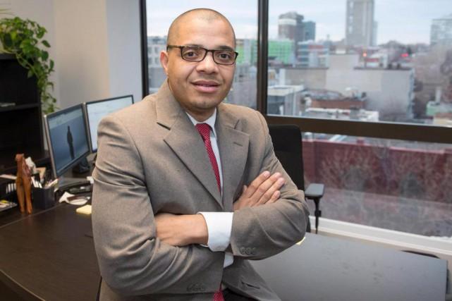 HermanDeparice-Okomba, directeur duCentre de prévention de la radicalisation... (Photo archives La Presse canadienne)