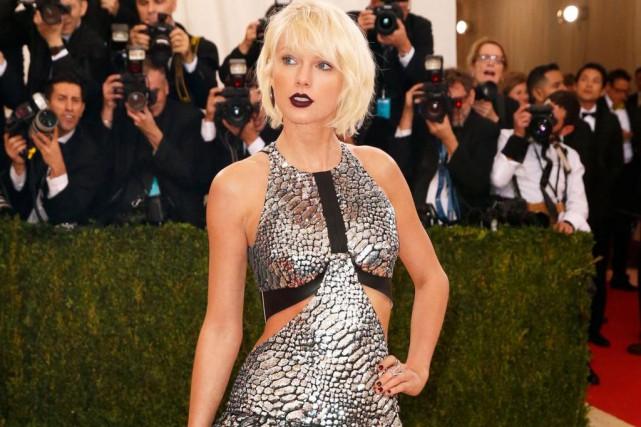 Taylor Swift... (PhotoLucas Jackson, archives Reuters)