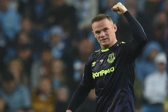 Wayne Rooney a inscrit son 200e but en... (Photo Oli Scarff, AFP)