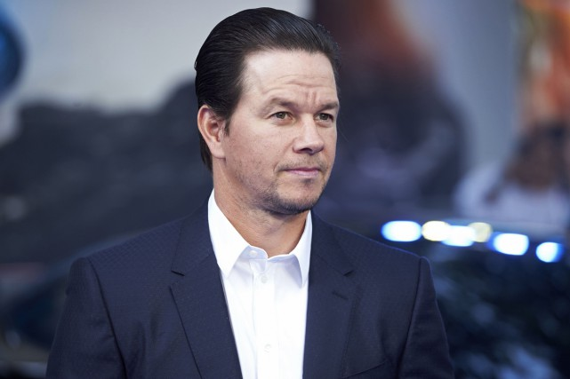 Mark Wahlberg devient l'acteur le mieux payé au... (PHOTO ARCHIVES AFP)