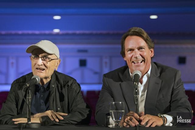 Le directeur du Festival des films du monde... (PHOTO ROBERT SKINNER, LA PRESSE)