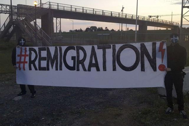 Selon l'auteur, ou la «remigration» est un concept... (Photothèque Le Soleil)