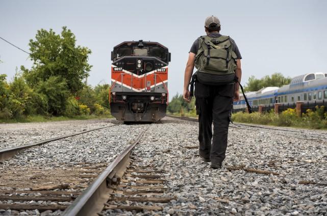 Pour mener à terme son projet de train de passagers reliant Montréal et... (Spectre Média, Jessica Garneau)