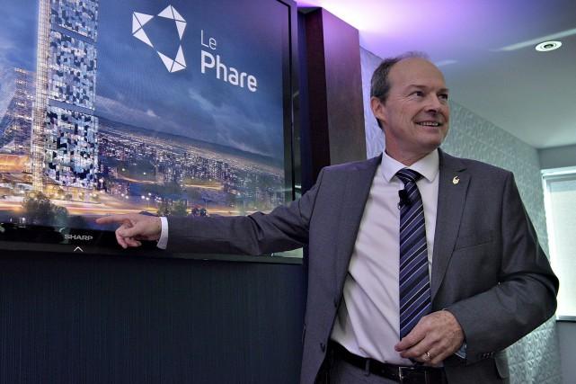 Le chef de la direction de Cominar, Michel... (Photothèque, Le Soleil, Patrice Laroche)
