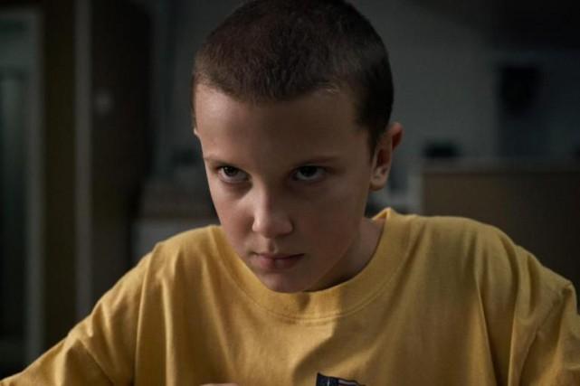 Beaucoup de séries comme Stranger Thingsnommées aux Emmy... (fournie par Netflix, Associated Press)