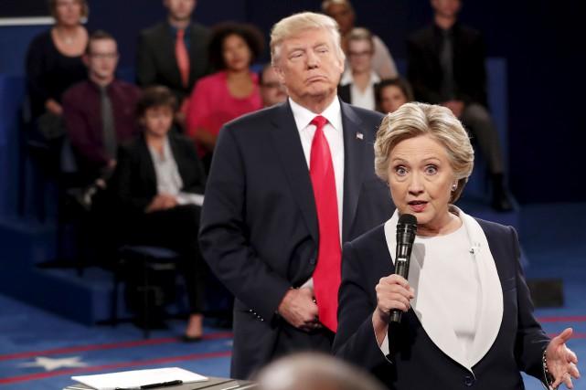 «Nous étions sur un petite scène, et il... (Archives, Associated Press)