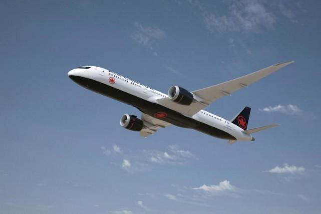 Air Canada proposera une liaison directe quotidienne entre Montréal et Tokyo,... (Photo CNW)