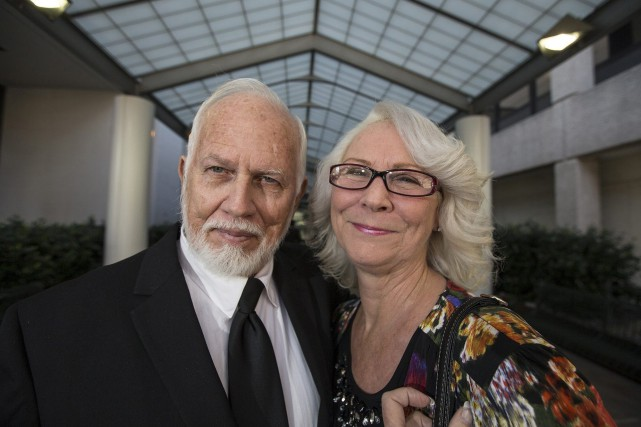 Dan et Fran Keller.... (PHOTO AP)