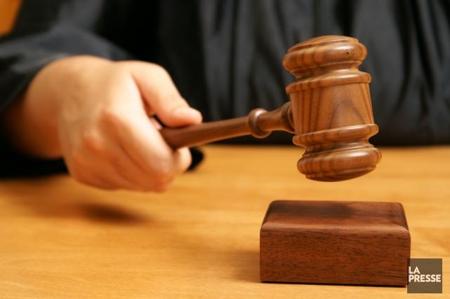 La semaine dernière, le juge Serge Champoux de... (123RF)