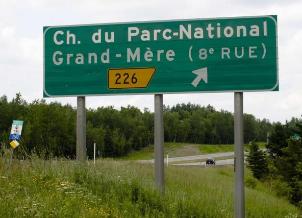 La mobilisation de citoyens du secteur Saint-Jean-des-Piles pour... (Sylvain Mayer)
