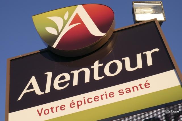 La nouvelle boutique de la Coopérative d'Alentour ouvrira... (Archives, La Tribune)