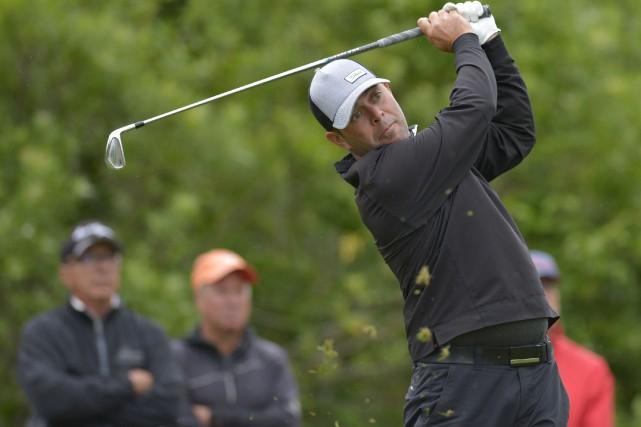 Dave Lévesque est un des golfeurs qui participeront... (Photothèque Le Soleil, Yan Doublet)
