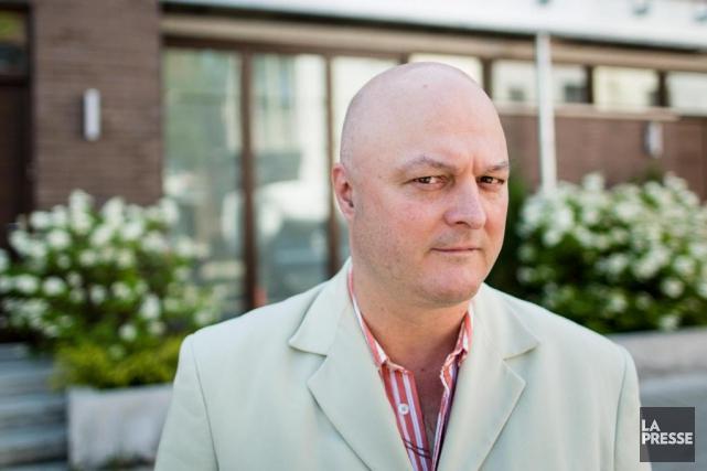 Michel Brûlé est à la tête du parti... (PHOTO EDOUARD PLANTE-FRÉCHETTE, archives LA PRESSE)