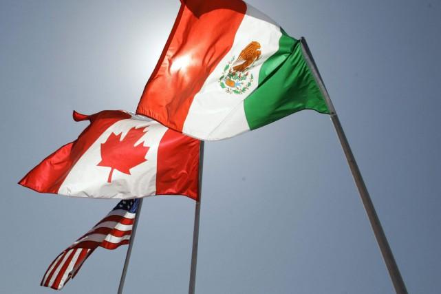 Les gouvernements du Canada, des États-Unis et du... (AP)