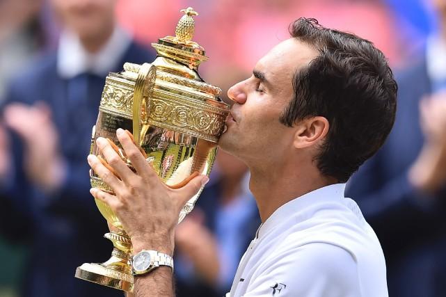 Roger Federer a remporté les Internationaux d'Australie et... (Photo Glyn Kirk, AFP)