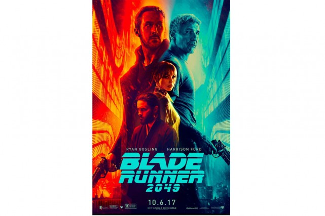 La production de Blade Runner 2049 offre de plus en plus de petits... (Photo tirée de Facebook)