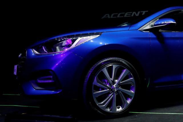 Hyundai est reconnu pour le rythme effréné de... (PHOTO HENRY ROMERO, ARCHIVES REUTERS)