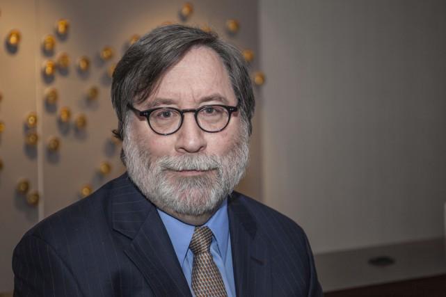 Le président de la Fondation Trains de nuit... (fournie par Transport 2000 Québec)