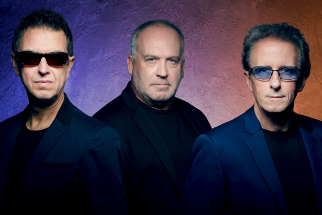 Alain Caron, Paul Brochu et Michel Cusson.... (Photo fournie)