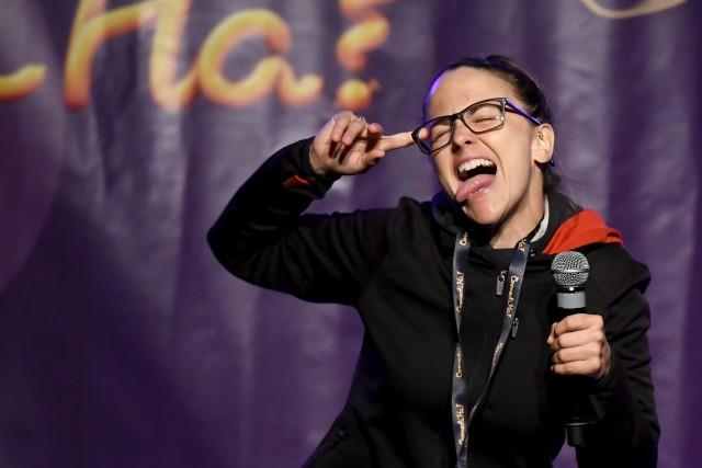 Cathleen Rouleau a proposé 45 minutes de son... (Photo Le Quotidien, Rocket Lavoie)