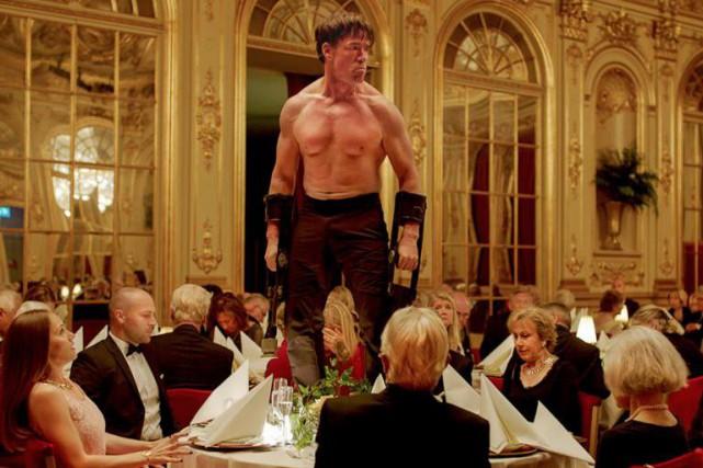 The Square, un film de Ruben Östlund, représentera... (Photo fournie par Magnolia Pictures)