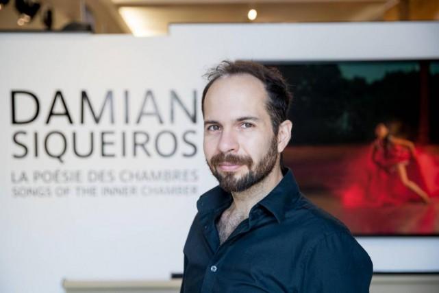 Photographe d'origine mexicaine installé à Montréal depuis 2009,... (Photo Marco Campanozzi, La Presse)