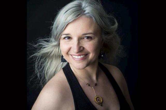 Aude Gauthier-Martel est la nouvelle directrice générale et... (Photo courtoisie, dans l'oeil d'iris)