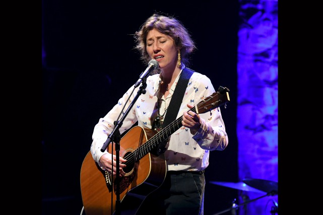 Martha Wainwright donnera un spectacle à la Salle... (Photo Le Progrès, Rocket Lavoie)