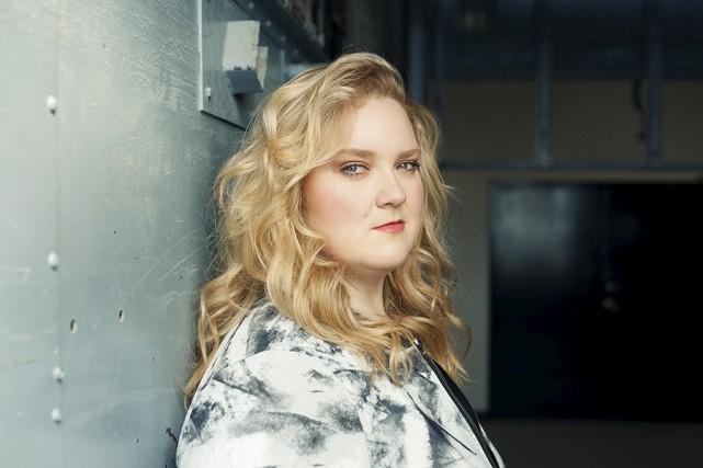 La comédienne Debbie Lynch-White, sera l'une des nombreuses... (Agence Maxime Vanasse)