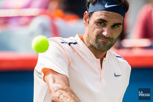 Roger Federer n'a pas rejoué depuis la finale... (PHOTO OLIVIER PONTBRIAND, ARCHIVES LA PRESSE)