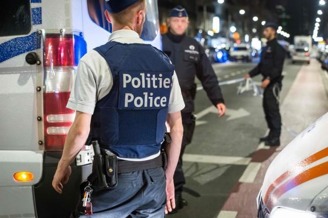 Une attaque au couteau contre des soldats a... (Photo Aurore BELOT, AFP)