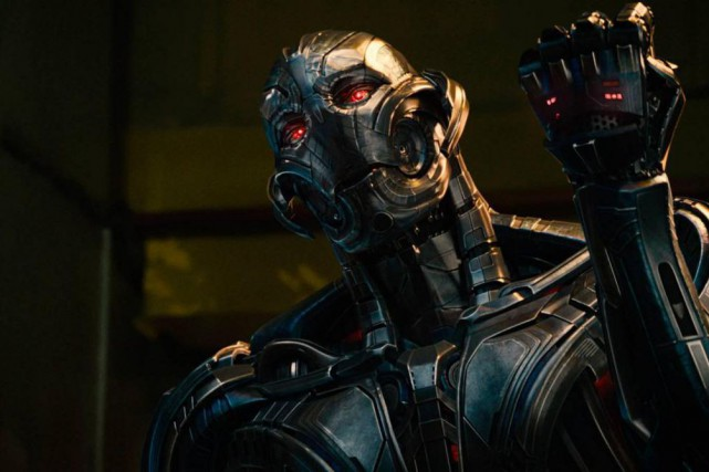 Ultron, le robot en vedette dans le plus... (PHOTO FOURNIE PAR MARVEL STUDIOS)
