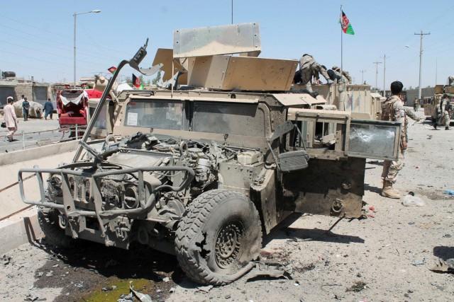 Le Helmand a été pendant des années au... (ARCHIVES REUTERS)