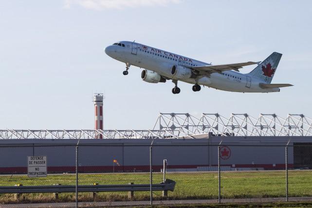 L'Association des pilotes d'Air Canada, les syndicats Unifor... (Archives, La Presse)